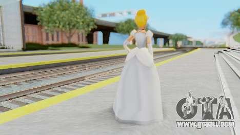Cinderella for GTA San Andreas third screenshot