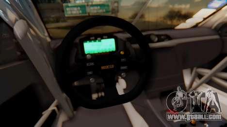 Maserati Gran Turismo Tron for GTA San Andreas side view