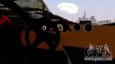 Arrinera Hussarya v2 Carbon for GTA San Andreas right view