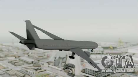Boeing 777-9x Paintkit for GTA San Andreas left view