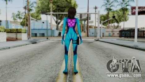 Fatal Frame 5 Yuri Zero Suit for GTA San Andreas third screenshot
