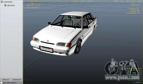 VAZ 2115 for GTA 5