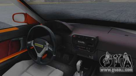 Honda Civic EG Ferio for GTA San Andreas back view