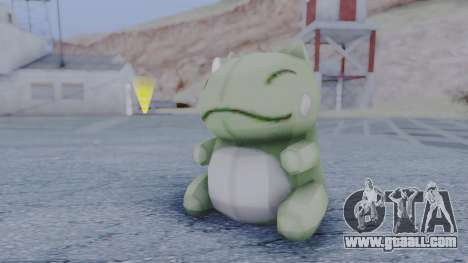 Pokemon ORAS - Substitute for GTA San Andreas
