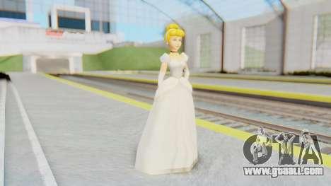 Cinderella for GTA San Andreas second screenshot