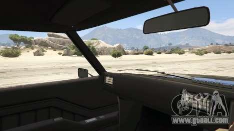 Holden HQ GTS Monaro for GTA 5