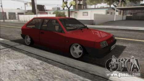 VAZ 2108 DropMode for GTA San Andreas right view