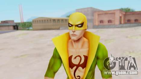 Marvel Future Fight - Iron Fist for GTA San Andreas