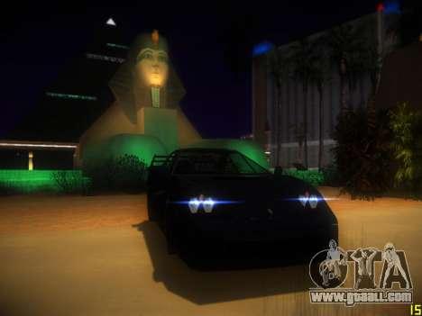 Following ENB V1.0 for medium PC for GTA San Andreas second screenshot