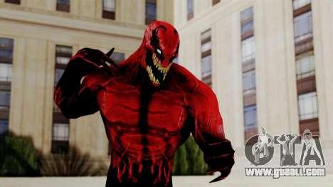 Marvel Heroes - Toxin for GTA San Andreas