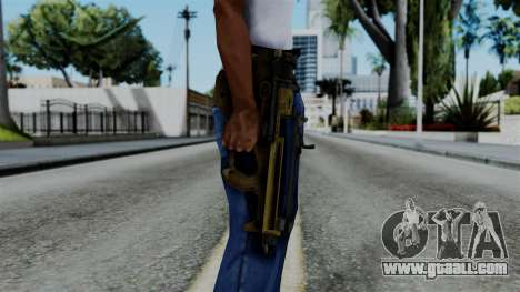 CoD Black Ops 2 - PDW-57 for GTA San Andreas third screenshot