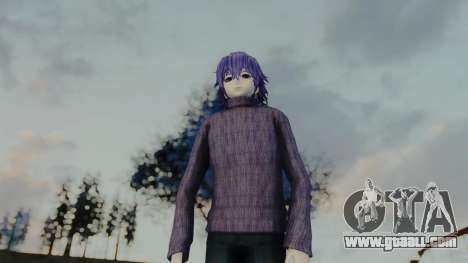 Ayato for GTA San Andreas