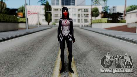 Marvel Future Fight - Silk v1 for GTA San Andreas second screenshot