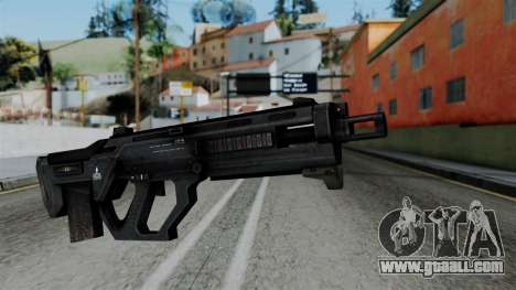 CoD Black Ops 2 - SMR for GTA San Andreas