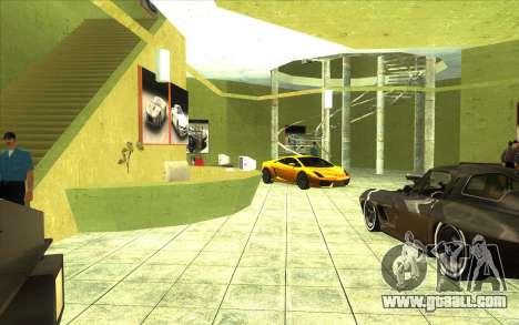 The revival of car dealership Ottos autos for GTA San Andreas third screenshot