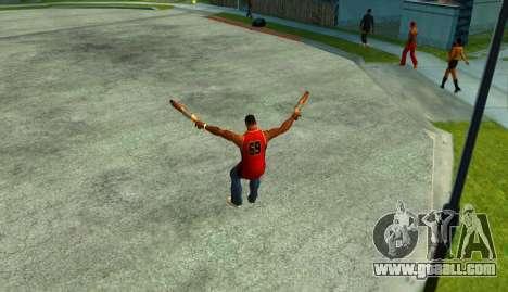 Silent Aim v6.0 for GTA San Andreas