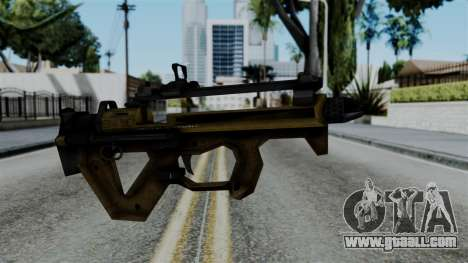 CoD Black Ops 2 - PDW-57 for GTA San Andreas