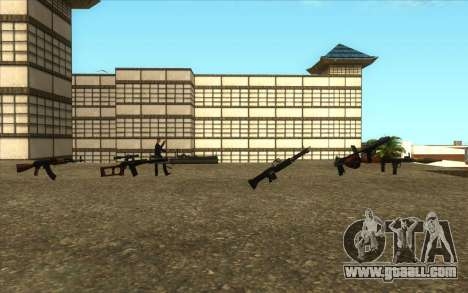 Visiting Wu Zi Mu for GTA San Andreas forth screenshot