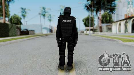 Regular SWAT for GTA San Andreas third screenshot