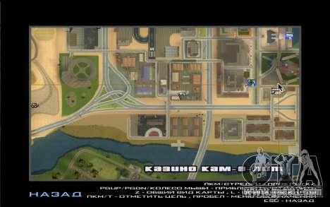 Visiting Wu Zi Mu for GTA San Andreas fifth screenshot