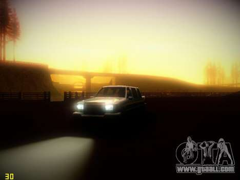 Following ENB V1.4 for low PC for GTA San Andreas third screenshot