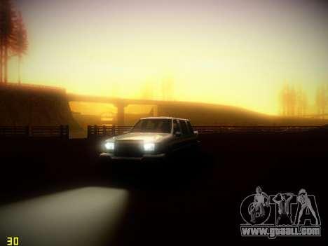 Following ENB V1.4 for low PC for GTA San Andreas third screenshot