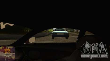 The first person v3.0 for GTA San Andreas sixth screenshot