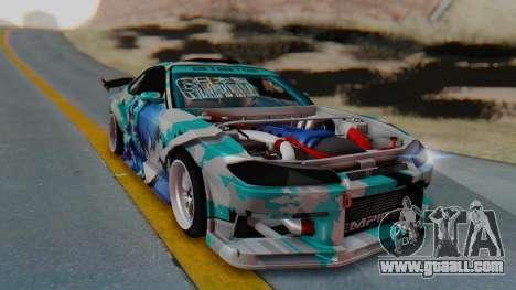 Nissan Silvia s15 Itasha [EDE-Crew] for GTA San Andreas