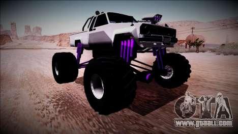 GTA 5 Karin Rebel Monster Truck for GTA San Andreas