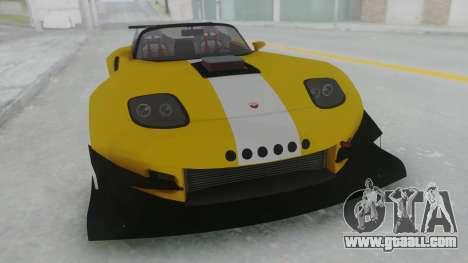 GTA 5 Bravado Banshee 900R Tuned for GTA San Andreas