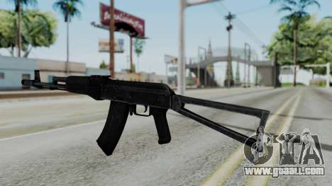 AKS-47 for GTA San Andreas second screenshot