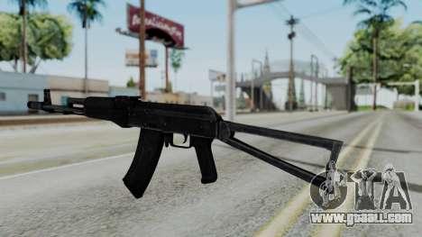 AKS-47 for GTA San Andreas second screenshot