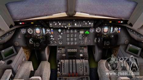 McDonnell-Douglas DC-10-30 Saudia for GTA San Andreas back left view