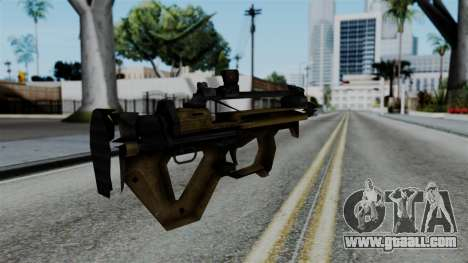 CoD Black Ops 2 - PDW-57 for GTA San Andreas second screenshot
