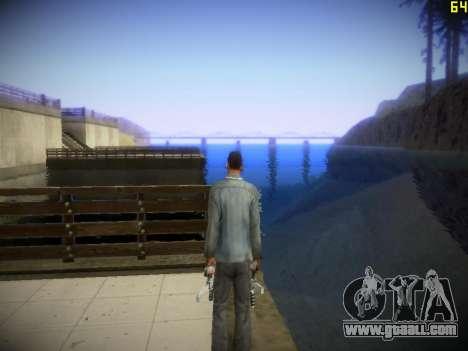 Following ENB V1.4 for low PC for GTA San Andreas sixth screenshot