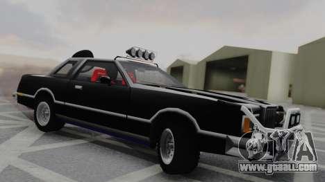 Virgo v1.0 for GTA San Andreas