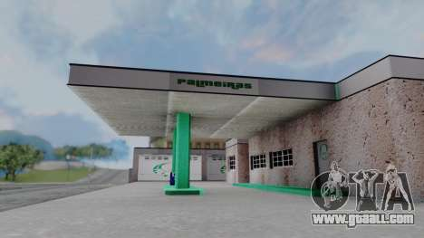 New Garage in San Fierro for GTA San Andreas third screenshot
