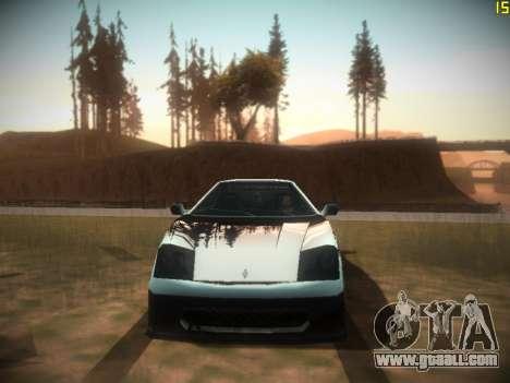 Following ENB V1.0 for medium PC for GTA San Andreas fifth screenshot