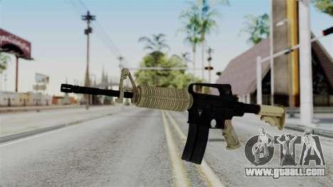 M16 A2 Carbine M727 v3 for GTA San Andreas