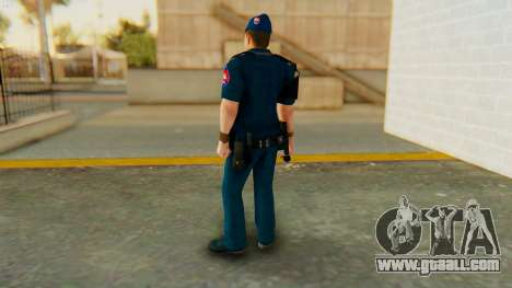 Lapd1 for GTA San Andreas third screenshot