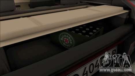 VAZ 2108 DropMode for GTA San Andreas upper view