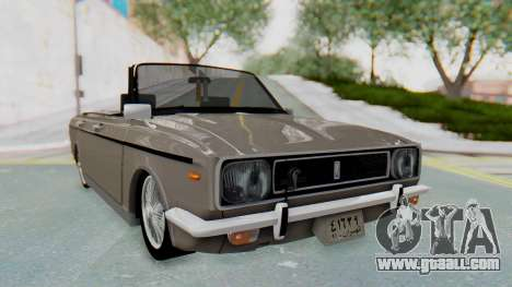 Peykan 80 Spyder for GTA San Andreas