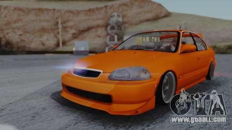 Honda Civic EG Ferio for GTA San Andreas
