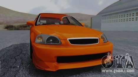 Honda Civic EG Ferio for GTA San Andreas right view