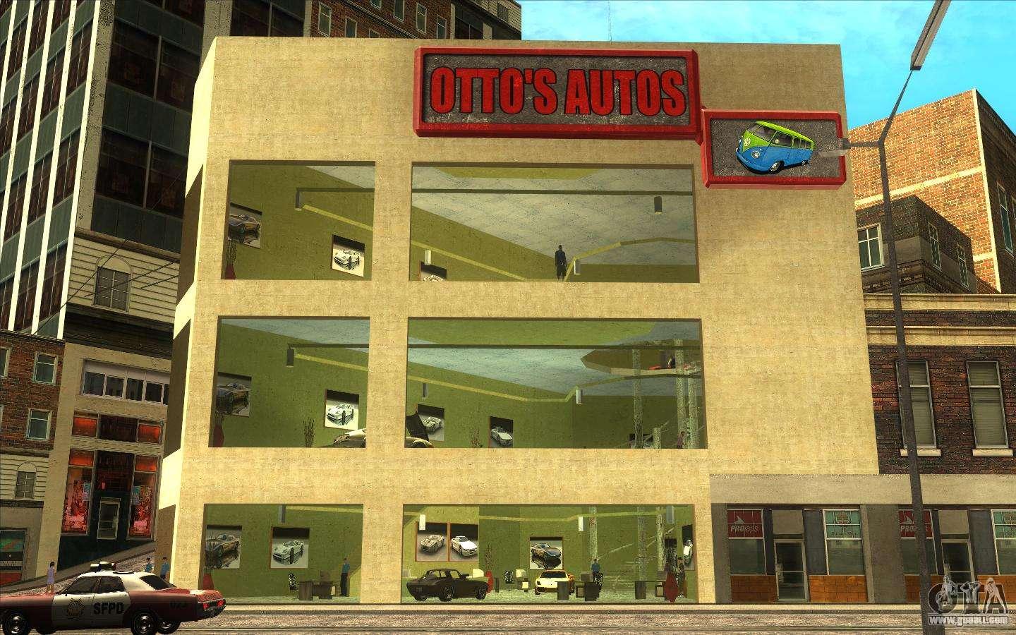 Gta San Andreas Buy Car Dealership