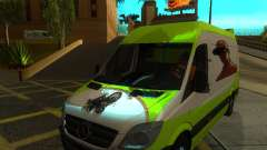 Mercedes-Benz Sprinter олива for GTA San Andreas