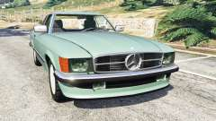 Mercedes-Benz 350 SL (R107) for GTA 5