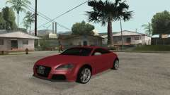 Audi TT-RS Tunable for GTA San Andreas