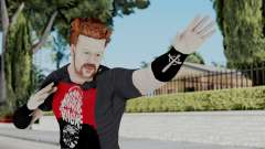 Sheamus Casual for GTA San Andreas