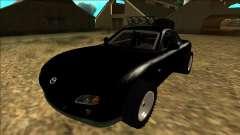 Mazda RX-7 Rusty Rebel